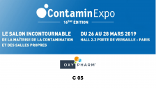 CONTAMINEXPO the main event in contamination control and clean rooms.