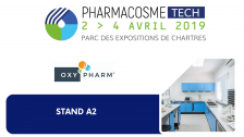 Pharmacosmetech, the exhibition of professionals in pharmaceutical and cosmetic fields